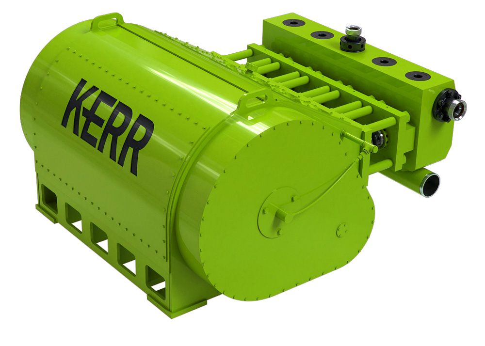 Kerr Pumps Quintuplex Frac Pump Qws2500hd